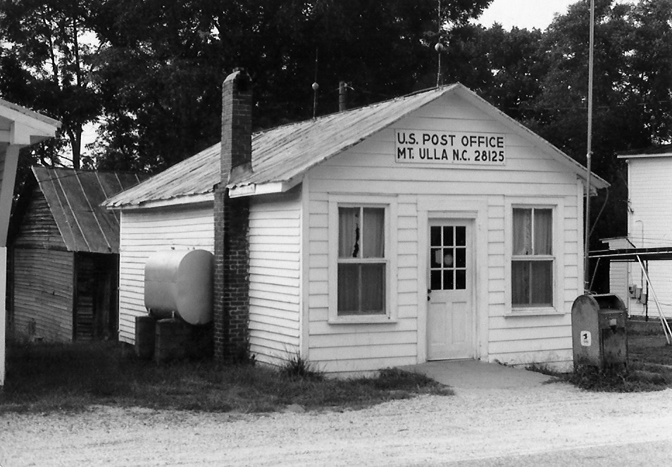 Old Mt. Ulla Post Office
